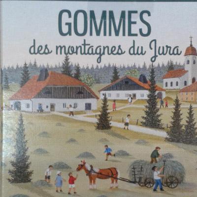Bonbons - Gommes des montagnes du Jura