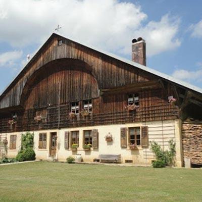 Chalet familial Saveurs du Jura - Les Rousses - Haut-Jura