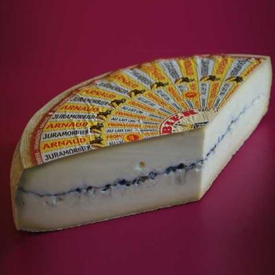 Morbier du Hait-Jura - Fromage au lait cru