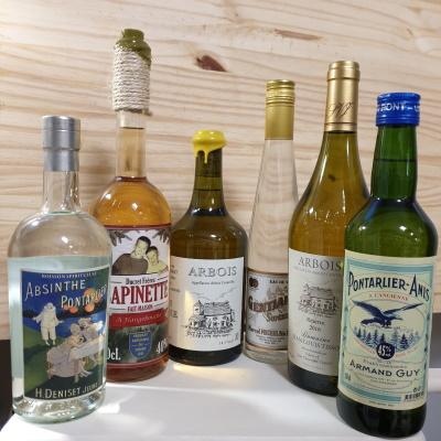 vins spiritueux jura